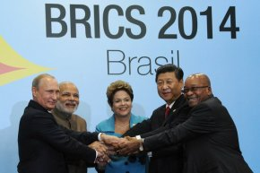 BRICS, leaders of a new world order?