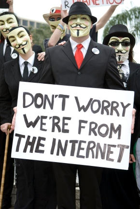 Power to the people? The case of hacktivism